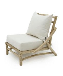 Wooden branch chair