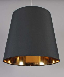Brass lamp shade