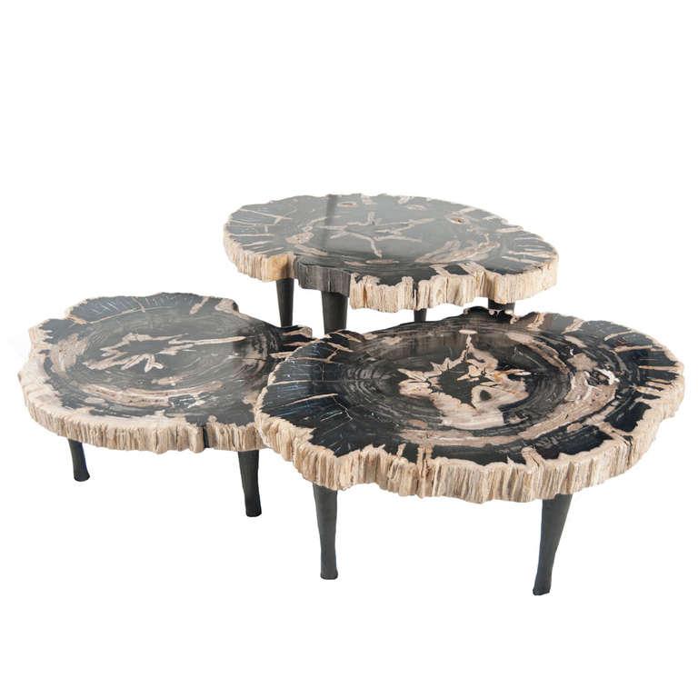 Cosmo Coffee Table Set Of Three Surya Java Furnindo Cv