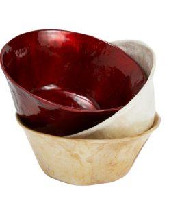 Capiz bowl