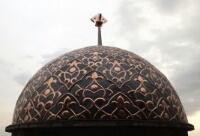 Copper dome