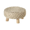 vishwa macrame stool