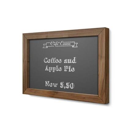 Wall menu board