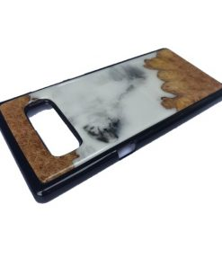 Resin wood handphone casinhg
