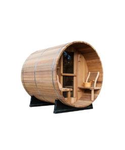 Wooden Sauna Chamber